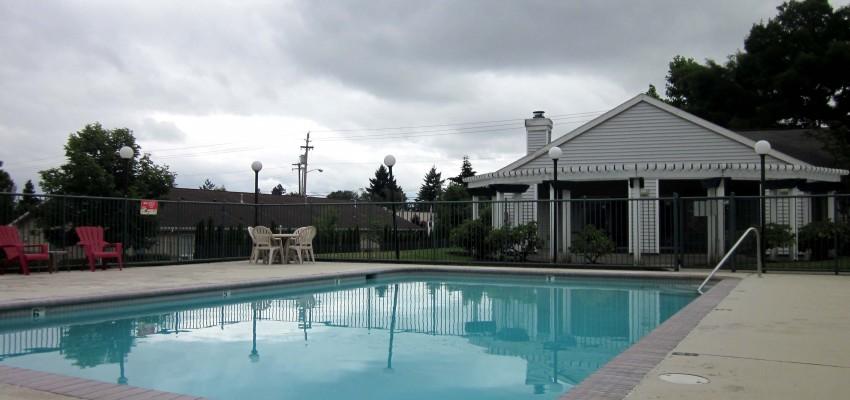 Apartment Community Pool